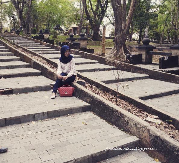 Bukit Siguntang, Wisata Taman Dan Wisata Sejarah Kerajaan Srwijiya Di Kota Palembang