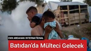 Türkiye'ye Batıdan'da Mülteci gelecek