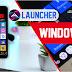 Cómo instalar Apariencia Windows 10 en Cualquier android Android | Nuevo Mejor Launcher Android