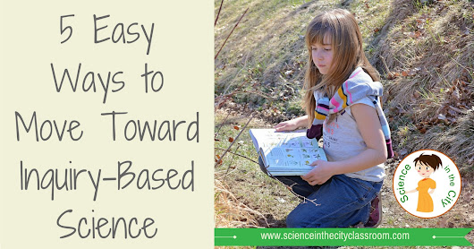 Making a Traditional Science Lab More Inquiry Based