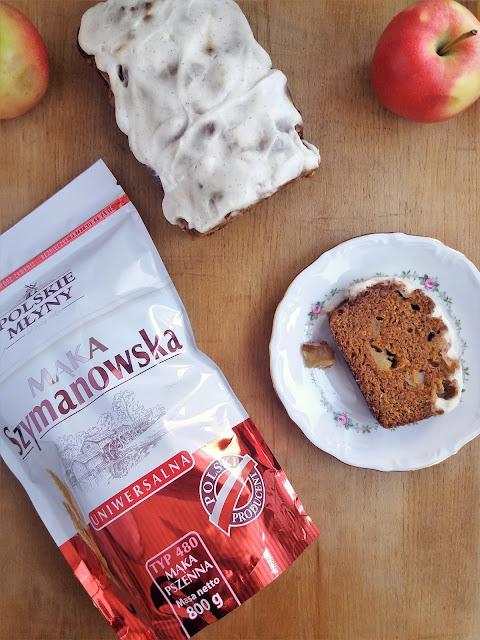 Ciasto dyniowe z jabłkami przepis