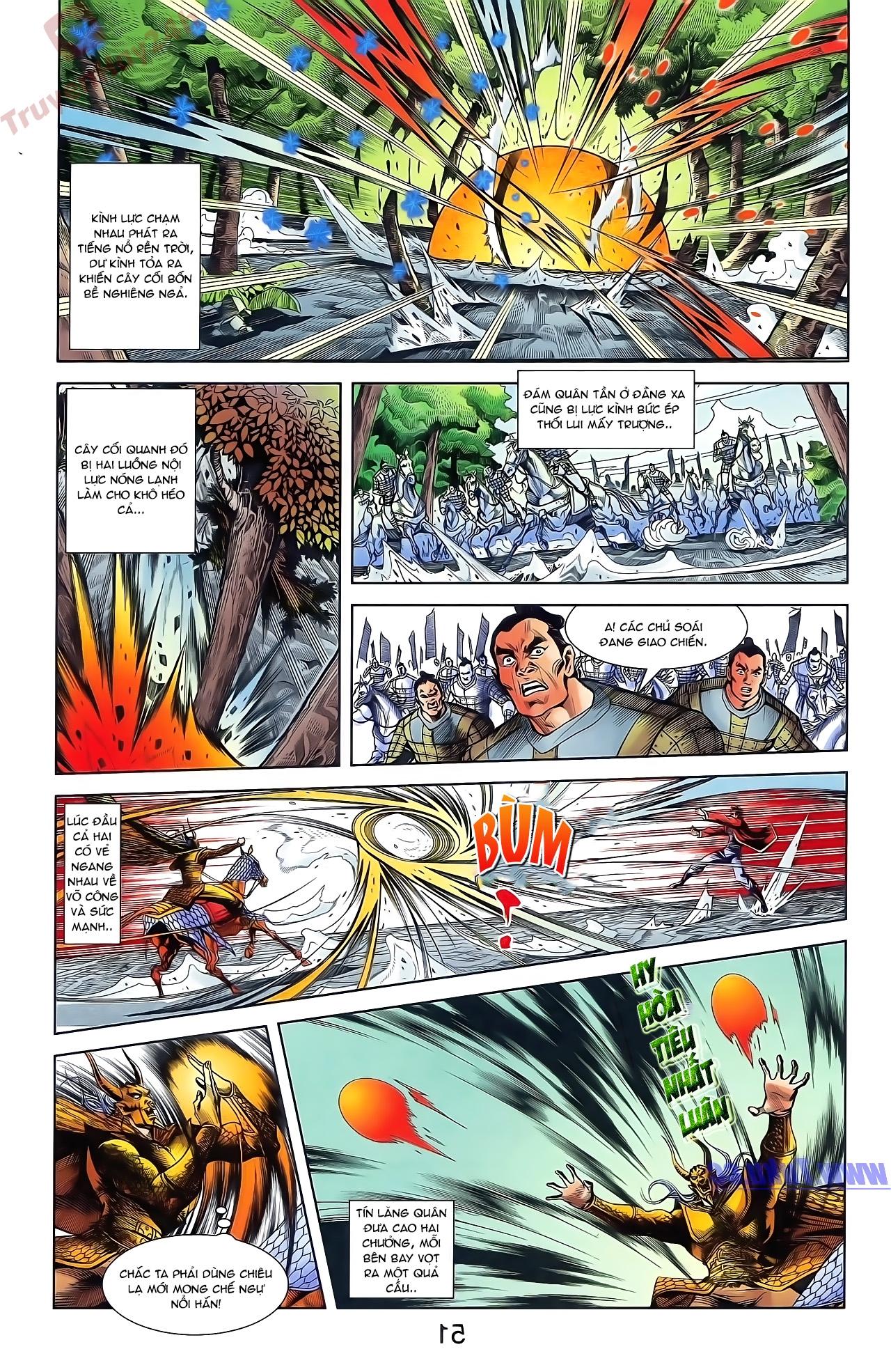 Tần Vương Doanh Chính chapter 49 trang 5