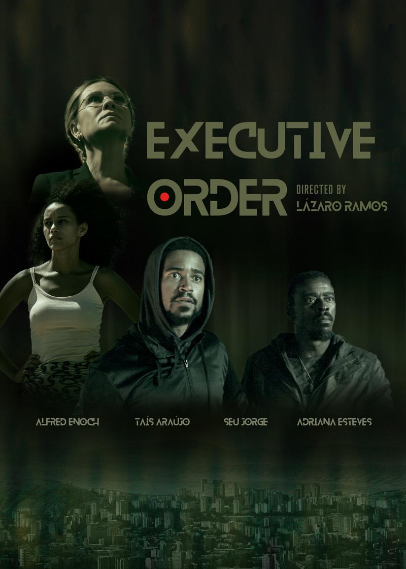 executive order poster