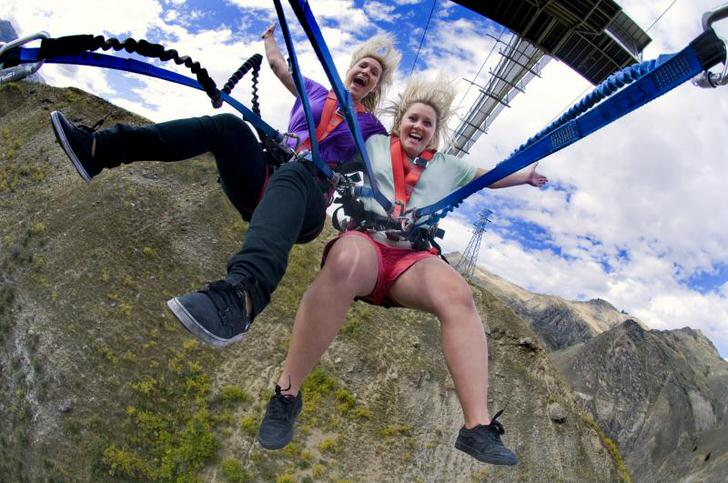 8 Things You Have to Do in New Zealand - The Nevis Swing