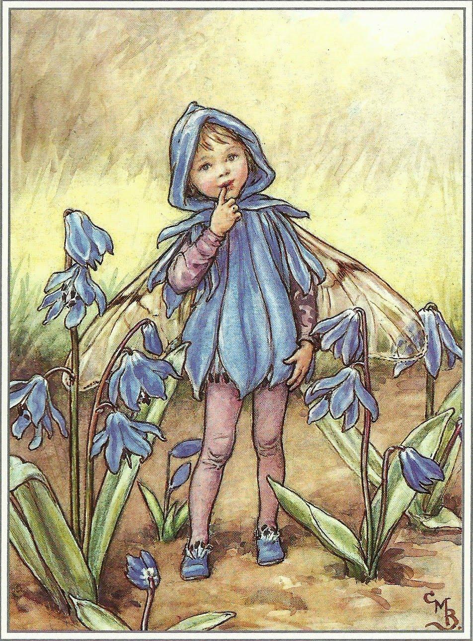 Gurney Journey: Barker's Flower Fairies