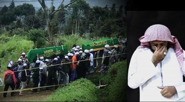 Sambil Menangis, Syekh Ali Jaber Berucap: Saya Harap Aparat Menjalankan Keadilan Sebenarnya