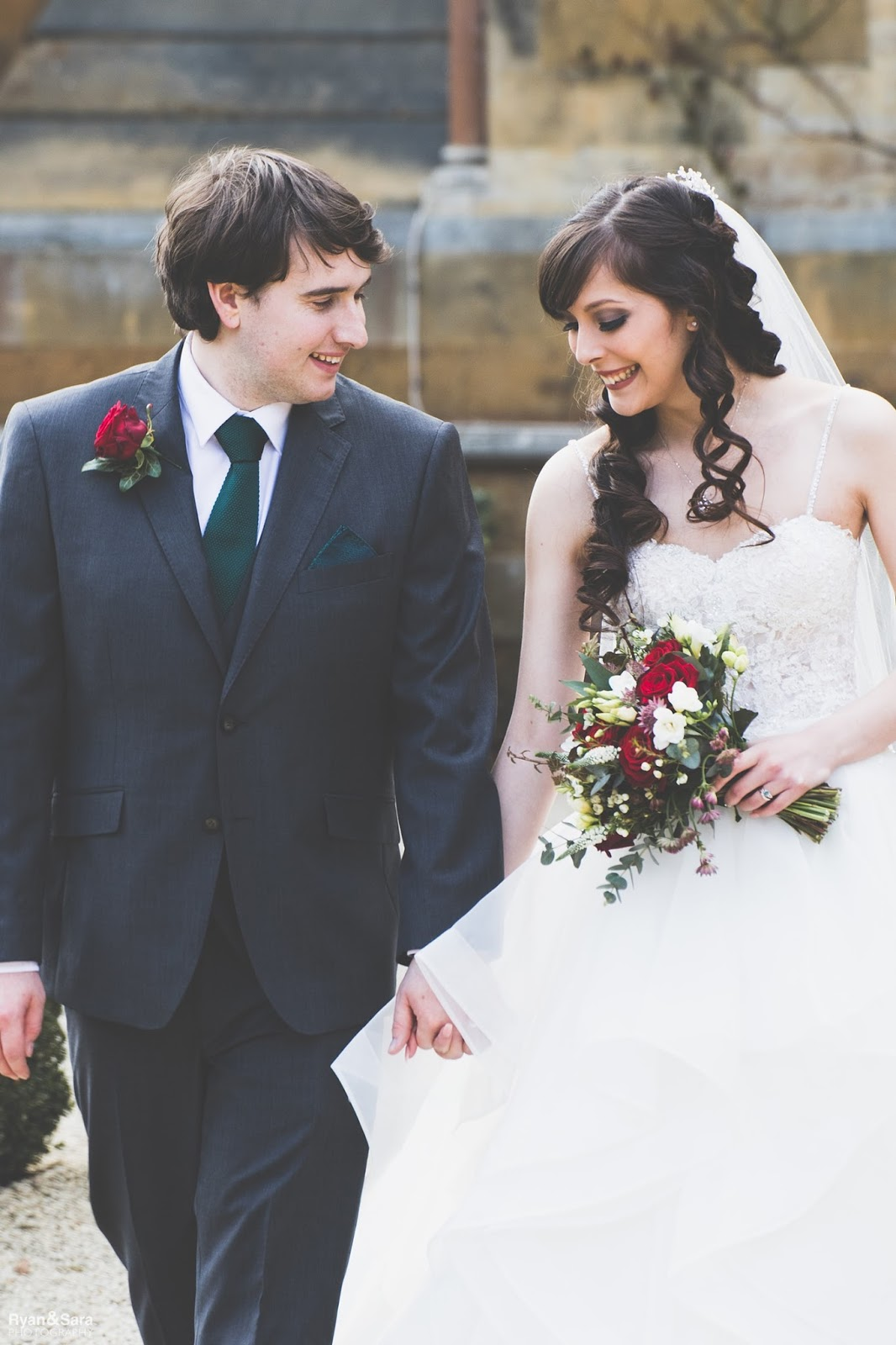 bride and groom, lizzie bee wedding