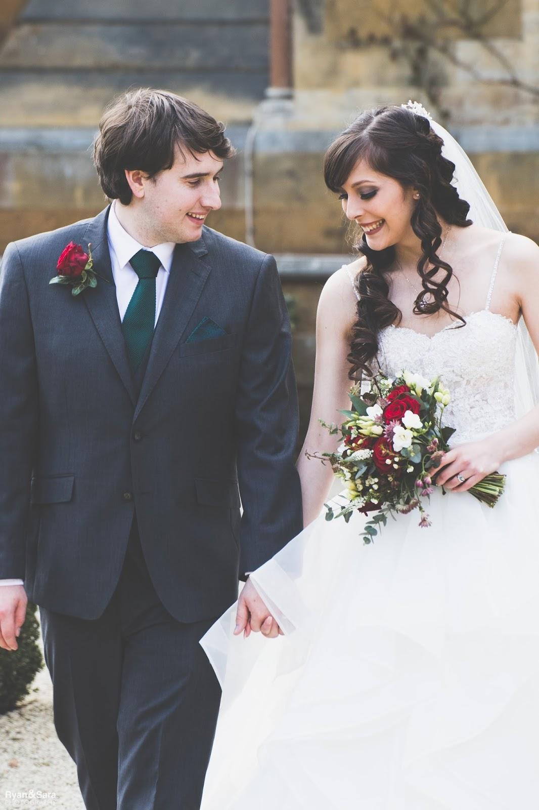 bride and groom, lizzie bee wedding