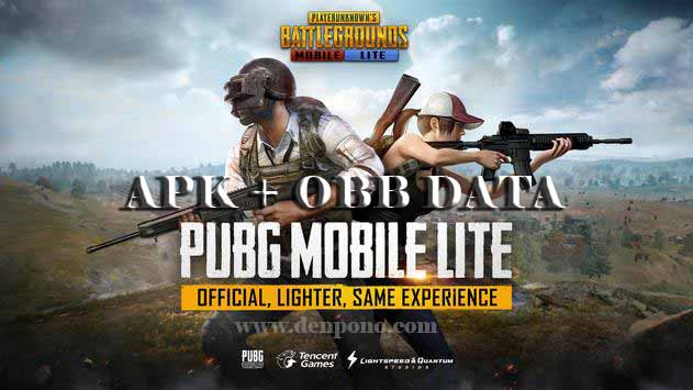 Cara Install PUBG Mobile Lite 0.12.0 New Update 'Apk + Data OBB Android'