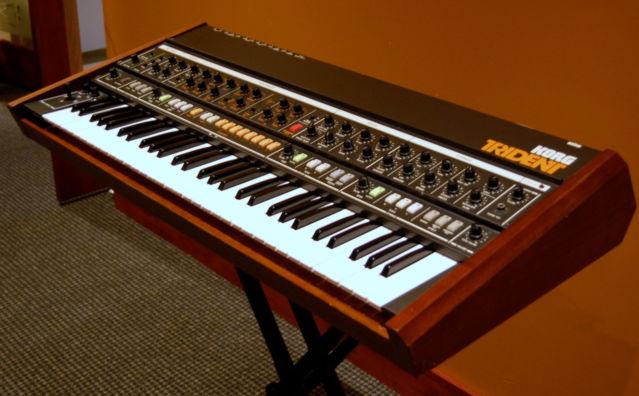 Synth For Sale : matrixsynth korg trident analog synthesizer for sale ~ Vivirlamusica.com Haus und Dekorationen