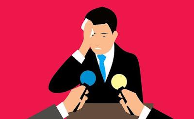 Cara Menghilangkan Nervous / Gugup / Gerogi