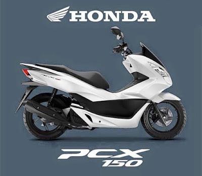 Daftar harga sparepart body honda PCX.