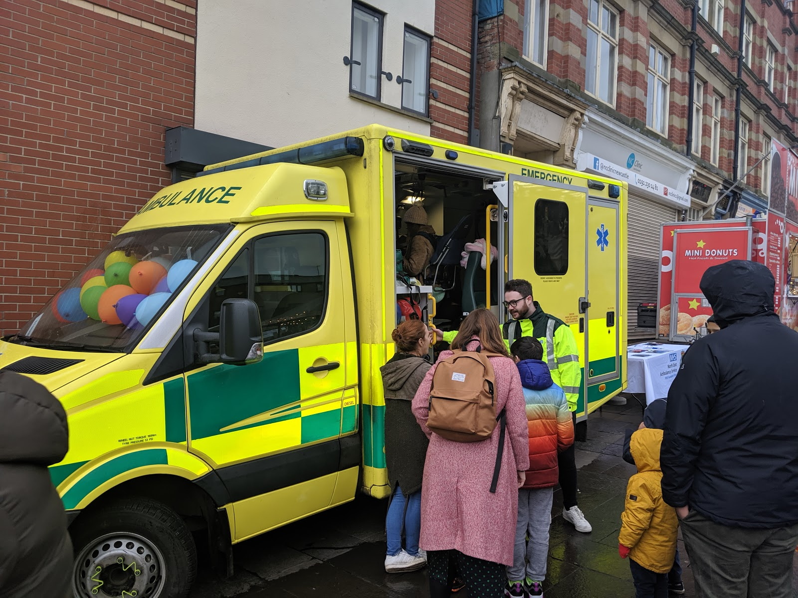 10 Reasons to Celebrate Chinese New Year in Newcastle  - ambulance