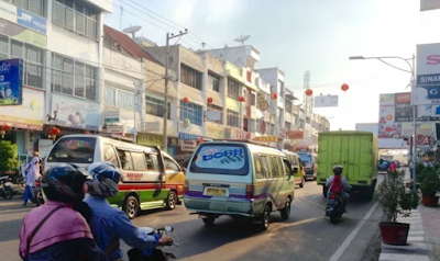 Atasi Kemacetan Lalu Lintas di Jalan Sutomo-Merdeka Siantar, Jam Parkir Harus Diberlakukan