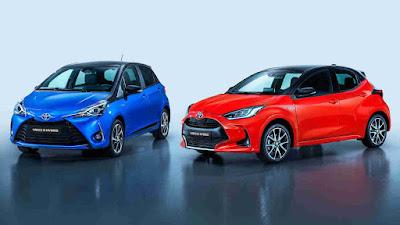 Toyota Yaris 2020 Terbaru