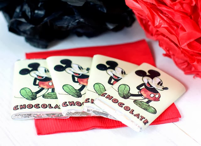 Sugestao De Decoracao Do Mickey Mouse E Kits Gratuitos Mickey