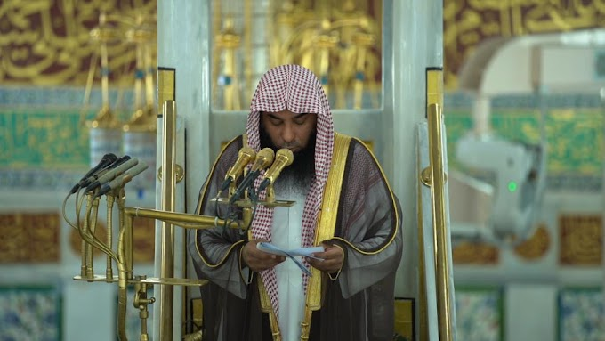 Summary of Jummah Khutbah from Masjid Al Nabawi, Madinah (6  November 2020)