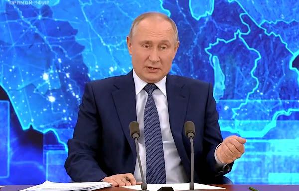Владимир Путин прямая трансляция 17 декабря