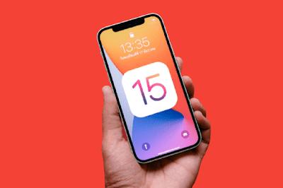 قائمة هواتف آيفون Iphone التي سيصلها تحديث iOS 15