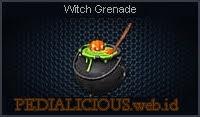 Witch Grenade
