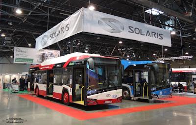 Solaris Urbino 12 electric, PKM Sosnowiec i Solaris Urbino 12 CNG, Transgór Mysłowice