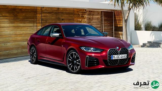 مواصفات سيارة  BMW 4-Series Gran Coupe 2022
