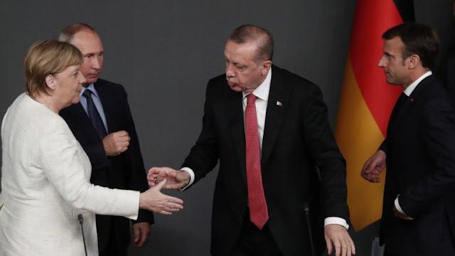 Η Γερμανία καλεί τους πολίτες της να μην πηγαίνουν στην Τουρκία για να μην... συλληφθούν!