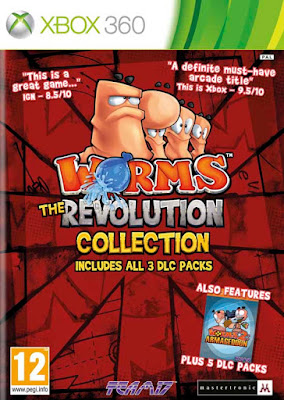 Worms Revolution Collection (JTAG/RGH) Xbox 360 Torrent