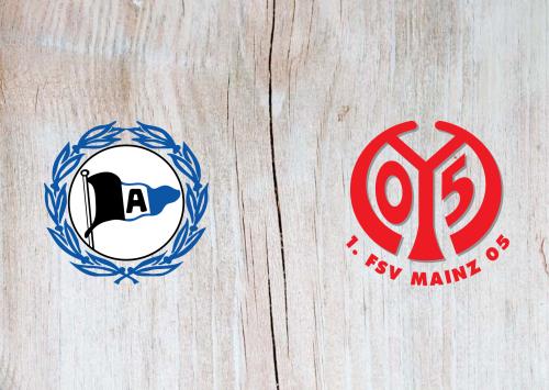 Arminia Bielefeld vs Mainz 05 -Highlights 05 December 2020