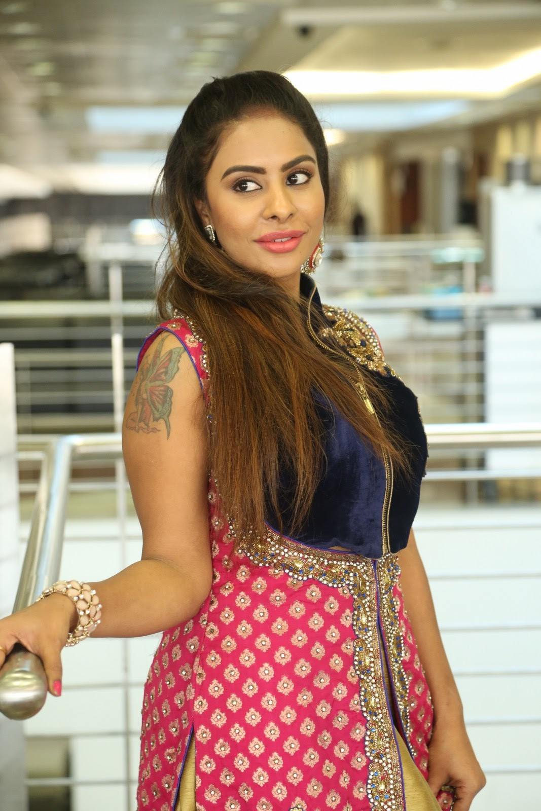 Srilekha reddy new glam photos-HQ-Photo-16