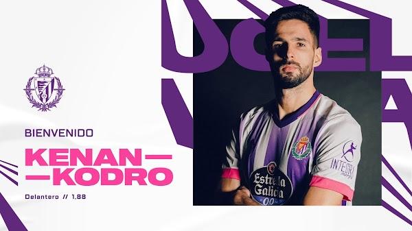 Oficial: El Athletic cede a Kenan Kodro al Valladolid