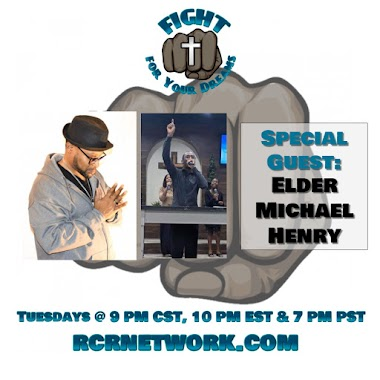 Dreams & The Prophetic with Special Guest Elder Michael Henry