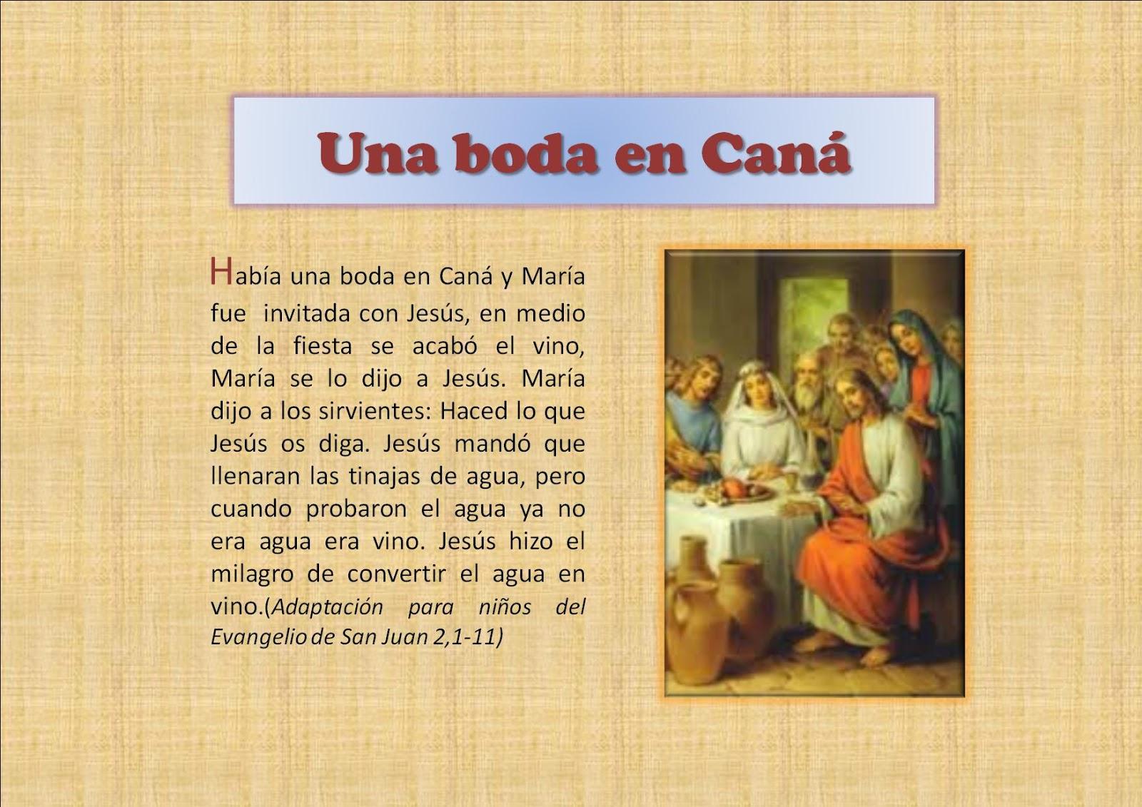 Matrimonio Segun La Biblia Catolica : Las bodas de canaan segun la biblia — cluber