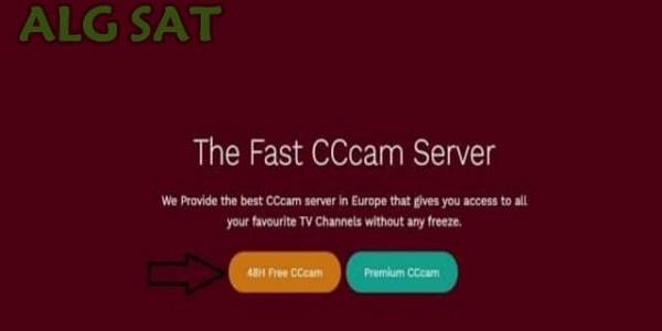 أفضل موقع للحصول على سطر سيسكام cccam مجاني متجدد يوميا