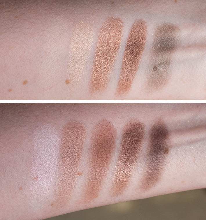 Guerlain palette 5 couleurs review