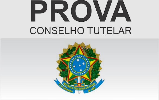 CMDCA DIVULGA LOCAL E HORA DAS PROVAS PARA CONSELHEIROS TUTELAR