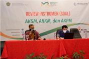 Kemenag Lakukan Review Instrumen Soal AKGM, AKKM dan AKPM
