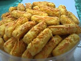 Resep kue kastangel