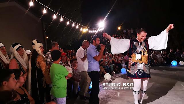 """""""Κείνο που μας σώζει..."""": Εντυπωσιακή  η ετήσια χορευτική εκδήλωση του Χρήστου Λεβέντη στο Ναύπλιο (βίντεο)"""