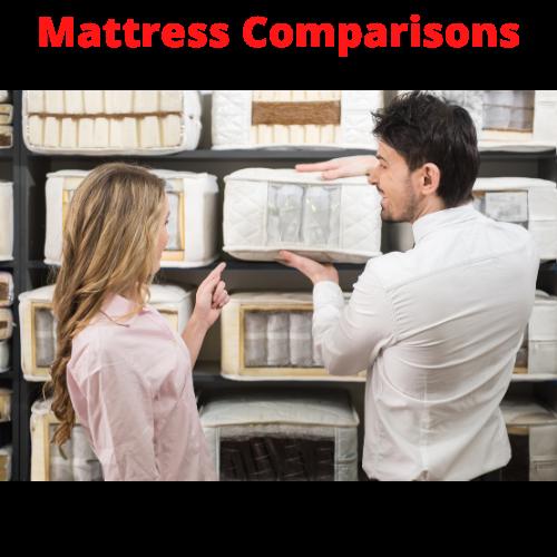 Mattress Comparisons 2020