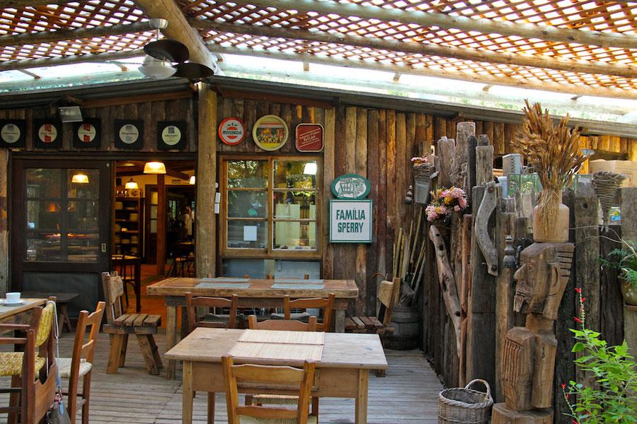 restaurantes ao ar livre em Gramado
