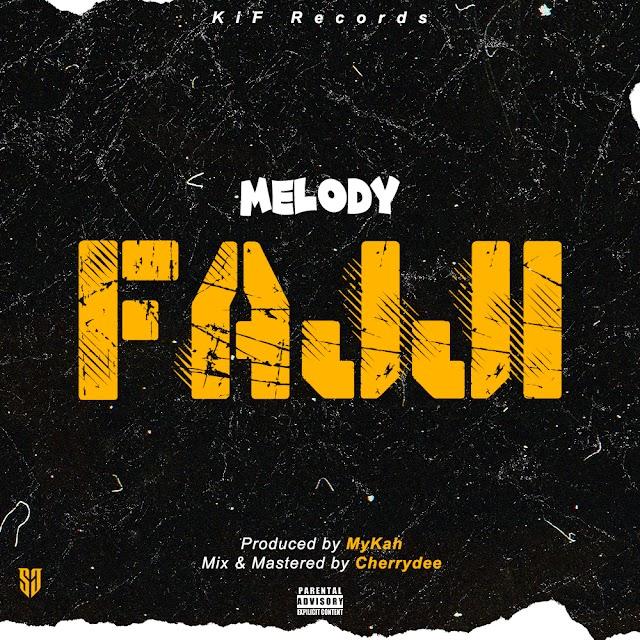 [MUSIC] Melody-Fajji