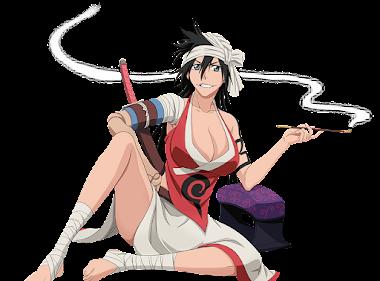 Kukaku Shiba Leader of the Shiba Clan