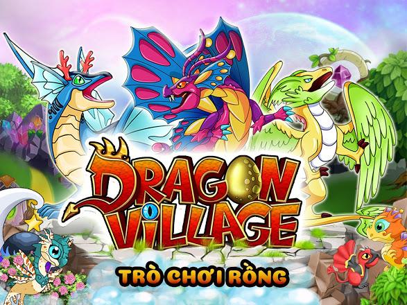 DRAGON VILLAGE- Làng rồng Mod