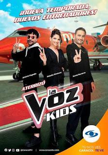 La Voz Kids Colombia 2021 Capítulo 9