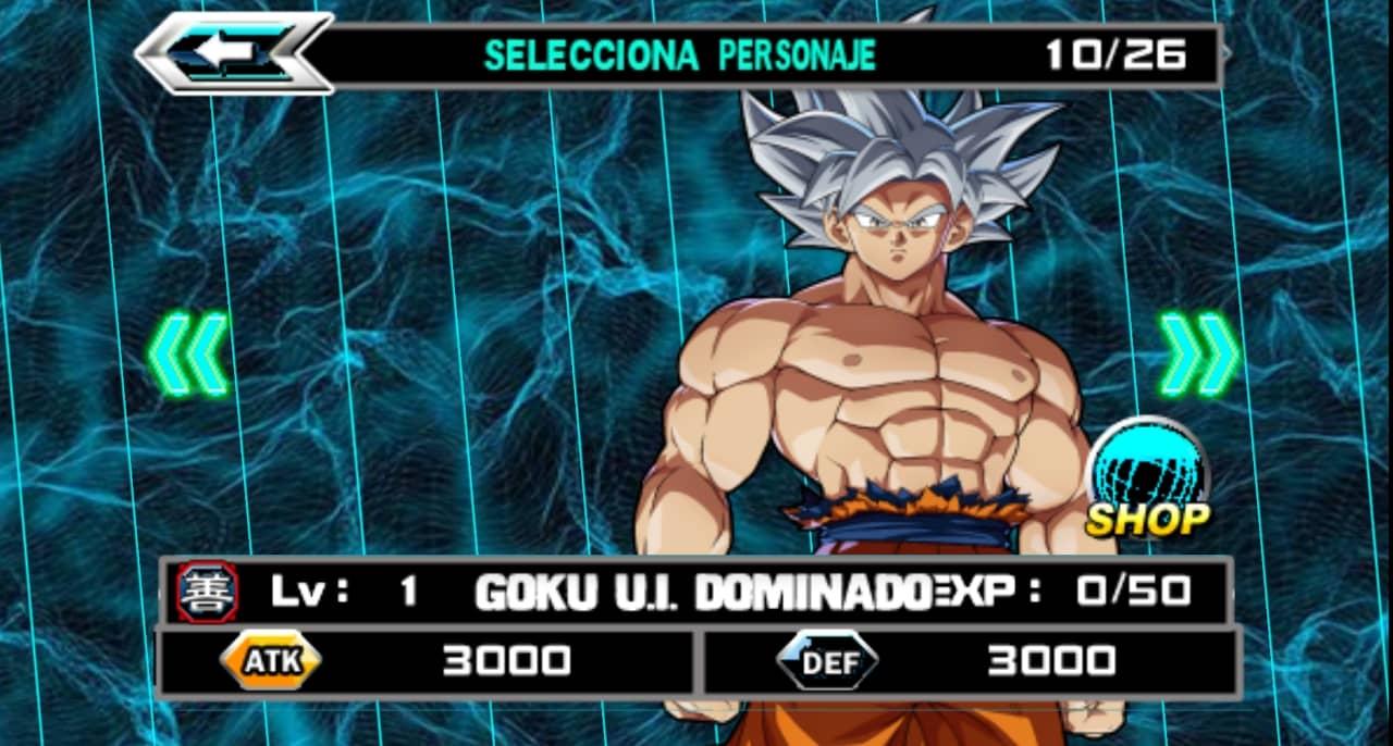 Dragon Ball Fighter Tap Battle Mod Apk download