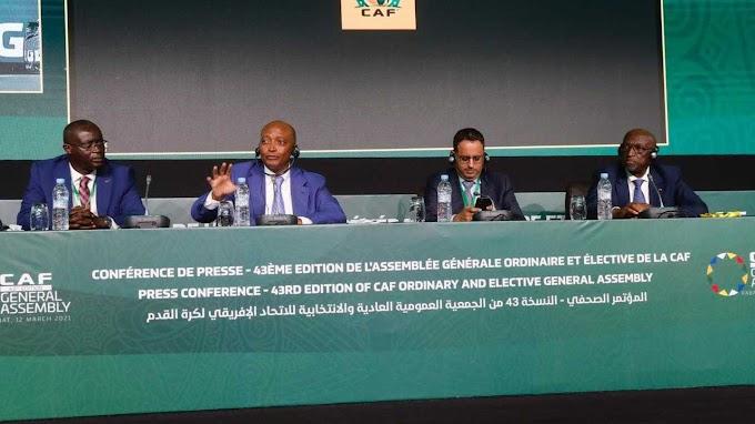 La RASD queda fuera de la Confederación de Fútbol Africano (CAF).