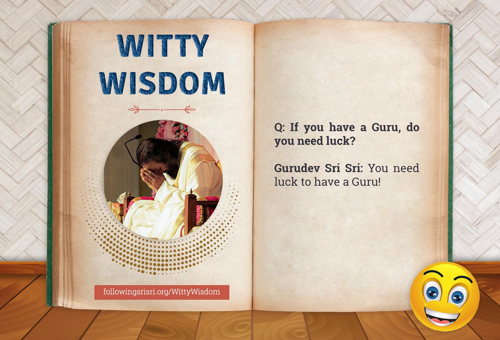Luck | Witty Wisdom