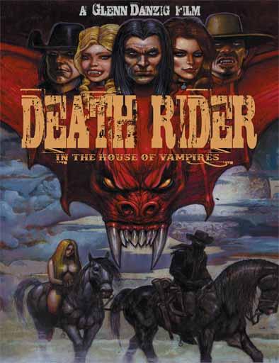 Pelicula Death Rider en la Casa de los Vampiros