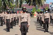 Prokes ketat, 375 Casis daru 2 Propinsi ditempa di SPN Singkawang